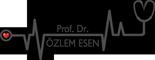 Prof Doktor Özlem Esen Logo